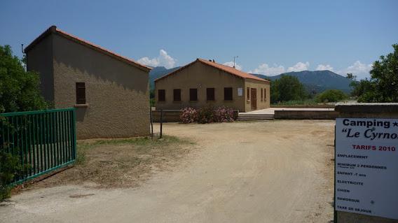 Camping Cyrnos 2 étoiles à Serra-Di-Ferro