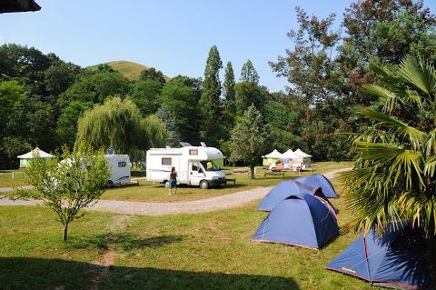 Camping Amestoya 2 étoiles à Bidarray