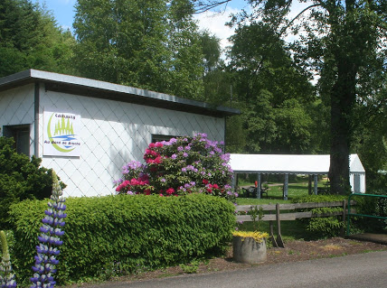 Camping Au Bord De Bruche 2 étoiles à Rothau