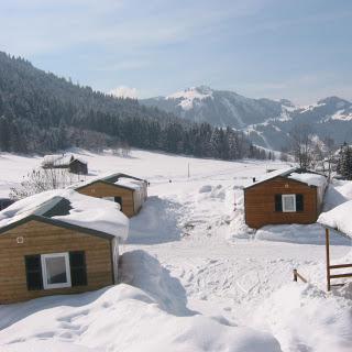 Camping Domaine De Fernuy 4 étoiles à La Clusaz