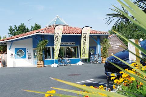 Camping Domaine De La Marina 4 étoiles à Messanges