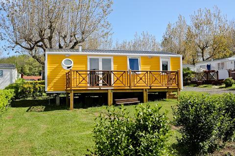 Camping domaine seres 4 toiles hendaye location au camping et vacances hendaye 64700 - Office de tourisme varennes sur allier ...