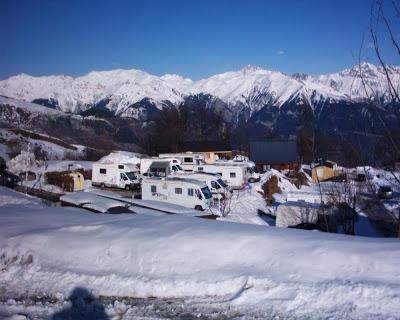 Camping Du Col 3 étoiles à Fontcouverte-La Toussuire