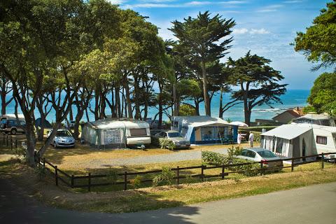 Camping Eléovic 4 étoiles à Préfailles
