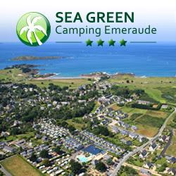 Camping Emeraude 4 étoiles à St Briac Sur Mer