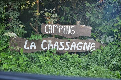 Camping La Chassagne 1 étoile à Ronnet
