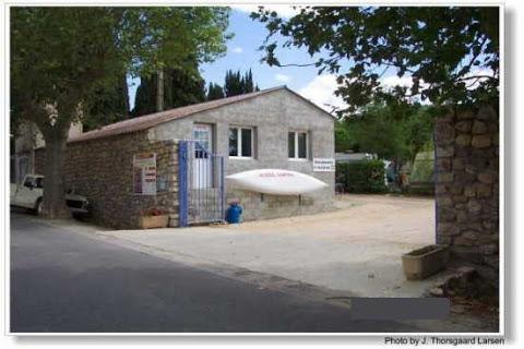 Camping La Résidence D'Été 3 étoiles à Saint-Remèze