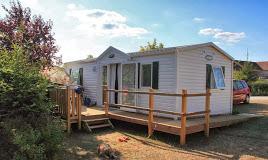 Camping L'Arada Parc 4 étoiles à Sonzay