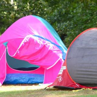 Camping Le Domaine De La Rouvre 2 étoiles à Ménil-Hubert-Sur-Orne