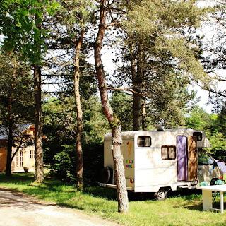 Camping Le Relais Des Hautes-Côtes 3 étoiles à Chamboeuf