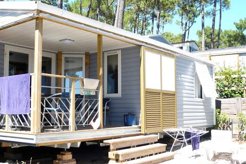 Camping Le Tedey 3 étoiles à Lacanau