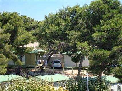 Camping Les Mouettes 2 étoiles à Martigues