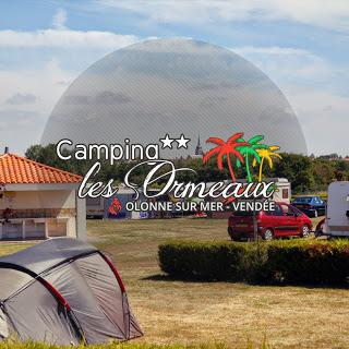 Camping Les Ormeaux 2 étoiles à Olonne-Sur-Mer