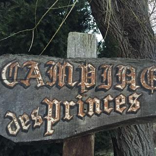 Camping Les Princes 2 étoiles à Asnières Sur Oise