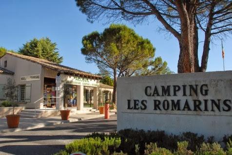Camping les romarins 3 toiles maussane les alpilles - Office de tourisme maussane les alpilles ...