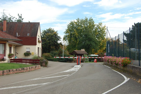 Camping Municipal Pierre De Coubertin 4 étoiles à Ribeauville