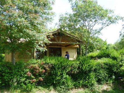 Camping Pré Fixe 3 étoiles à Cassagnabere-Tournas