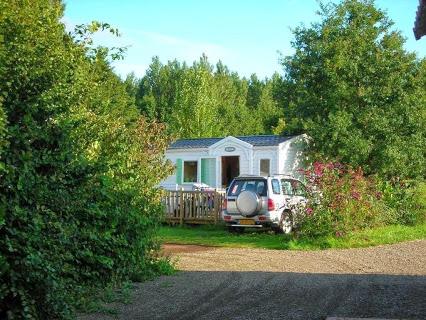 Camping Sarl Le Beauchene 3 étoiles à Avrillé