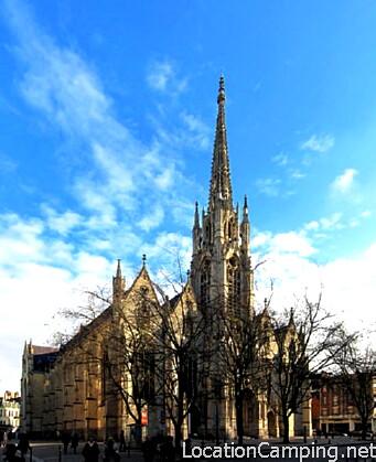Eglise saint maurice lille monument historique lille - Office de tourisme saint pierre sur dives ...