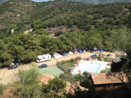 Camping Torraccia 3 étoiles à Cargèse