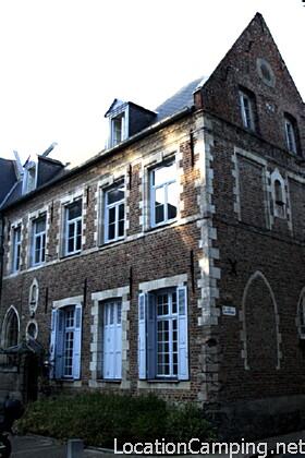 hospice sainte agn s arras monument historique arras 62000 pa00107970. Black Bedroom Furniture Sets. Home Design Ideas