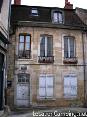 Maison nevers monument historique nevers 58000 for Maison nevers