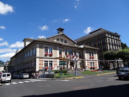 office de tourisme la bourboule