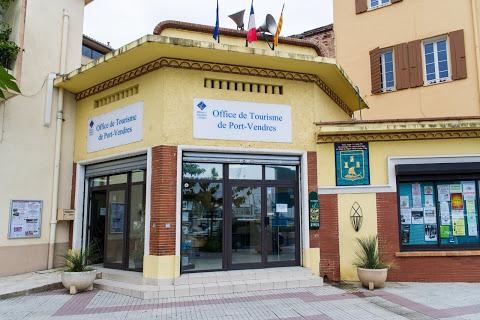 Office de tourisme port vendres 66660 camping et vacances port vendres - Office du tourisme pyrenees orientales ...