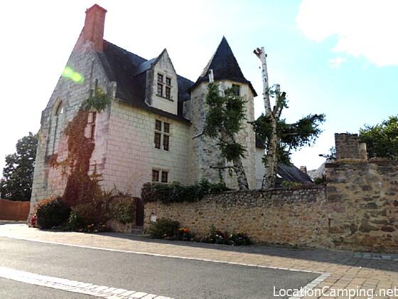 Prieur ancien luch pring monument historique luch pring 72800 pa00109787 - Office tourisme rivesaltes ...