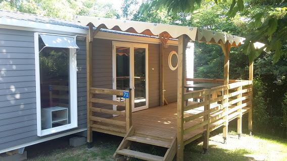 Camping la ch taigneraie 4 toiles anneyron location au camping et vacances anneyron 26140 - Office de tourisme saujon ...