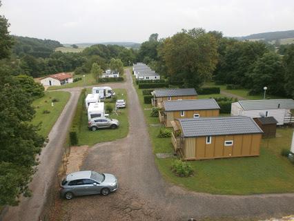 Camping La Croix Du Bois Sacker 2 étoiles à Burtoncourt