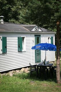 Camping Les Reflets Du Val D'Argent 3 étoiles à Sainte-Marie-Aux-Mines
