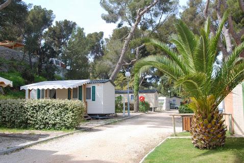 Camping Pascalounet 2 étoiles à Martigues