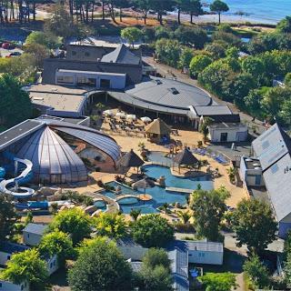 Camping Sunelia L'Escale Saint Gilles 5 étoiles à Bénodet