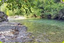 Camping Vallon Rouge 3 étoiles à Colles Sur Loup